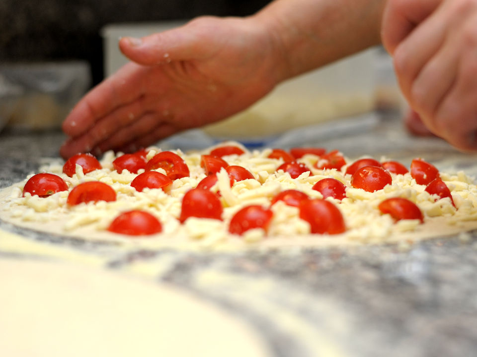ilmarathonetapizzeria speciali impasti per pizza con farine raffinate