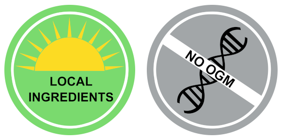 ilmarathonetapizzeria ingredienti locali NO OGM